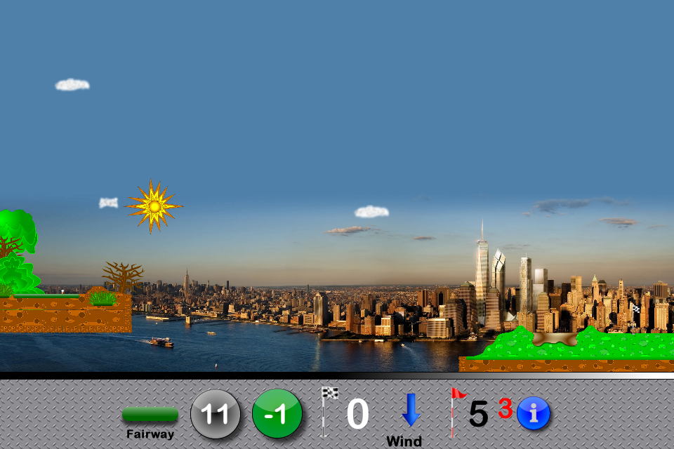 Screenshot Slingit Golf